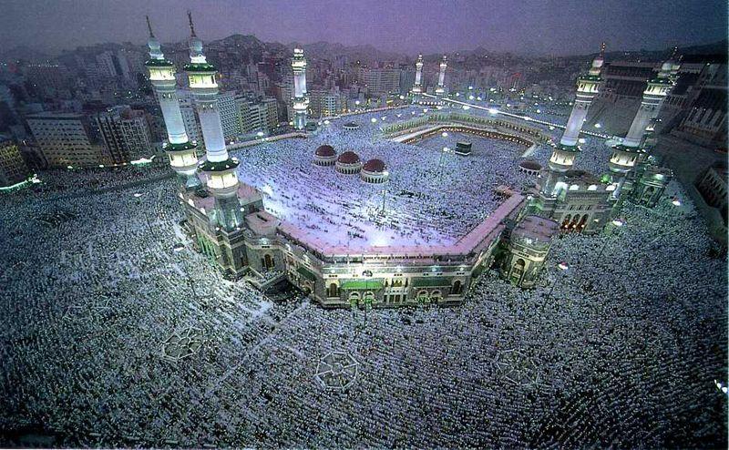 Makkah and kabbah